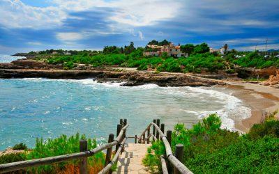 L'Ametlla de Mar, Camino de Ronda