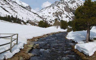 Andorra Raquetas de nieve